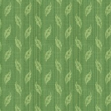 Fern Botanical Drapery and Upholstery Fabric by Brunschwig & Fils