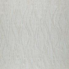 Cream/Gray Striae Drapery and Upholstery Fabric by JF