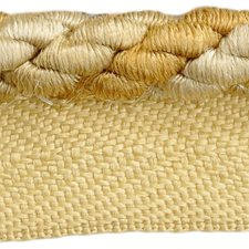 Cord With Lip Yellow/Beige Trim by Threads