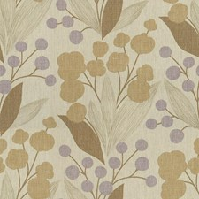 Wisteria Print Drapery and Upholstery Fabric by Kravet