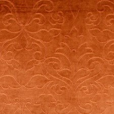 Pumpkin Drapery and Upholstery Fabric by Scalamandre