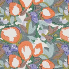 Spring Bouquet Drapery and Upholstery Fabric by Scalamandre