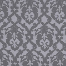 Pewter Drapery and Upholstery Fabric by Scalamandre