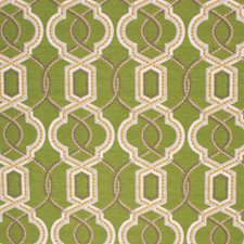 Kelly Green Drapery and Upholstery Fabric by RM Coco