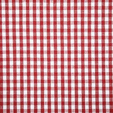Peppermint Check Drapery and Upholstery Fabric by Pindler