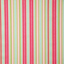 Flamingo Stripe Drapery and Upholstery Fabric by Pindler