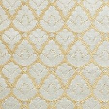 Ivory/Gold Drapery and Upholstery Fabric by Scalamandre