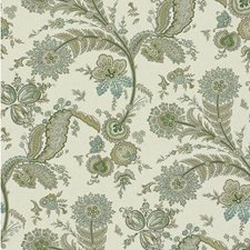 Meadow Botanical Drapery and Upholstery Fabric by Kravet