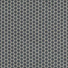Prussian Chenille Drapery and Upholstery Fabric by Kasmir