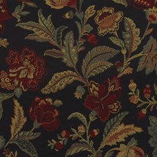 Multi Traditional Drapery and Upholstery Fabric by JF