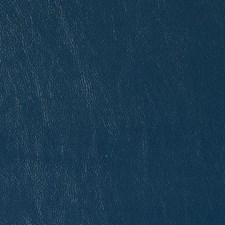 Azure Faux Leather Drapery and Upholstery Fabric by Duralee