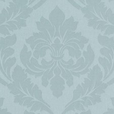 Sea Damask Drapery and Upholstery Fabric by Duralee