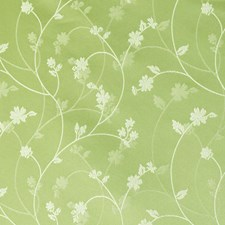 Spring Green Faux Silk Drapery and Upholstery Fabric by Duralee