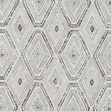 Natural/Brown Diamond Drapery and Upholstery Fabric by Duralee