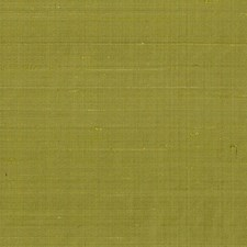 Avocado Silk Drapery and Upholstery Fabric by Duralee