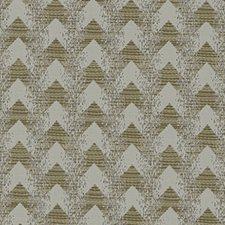 Wheat Herringbone Drapery and Upholstery Fabric by Duralee