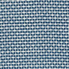 Lapis Chenille Drapery and Upholstery Fabric by Duralee