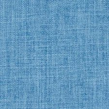 Turquoise Basketweave Drapery and Upholstery Fabric by Duralee