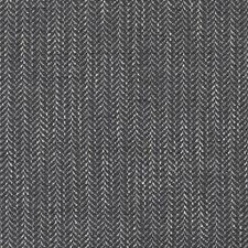 Charcoal Chenille Drapery and Upholstery Fabric by Duralee