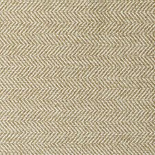 Amber Herringbone Drapery and Upholstery Fabric by Duralee