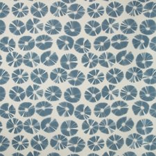 Indigo Contemporary Drapery and Upholstery Fabric by Kravet