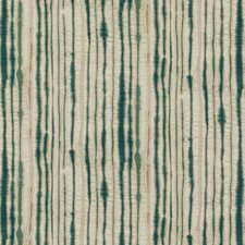 Teal Ethnic Drapery and Upholstery Fabric by Threads