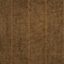 Coffee Stripes Drapery and Upholstery Fabric by Threads