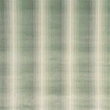 Pale Aqua Stripes Drapery and Upholstery Fabric by Threads