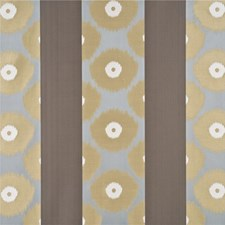 Sky/Soft Mauve Drapery and Upholstery Fabric by Threads