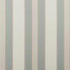 Duckegg Stripes Drapery and Upholstery Fabric by Clarke & Clarke