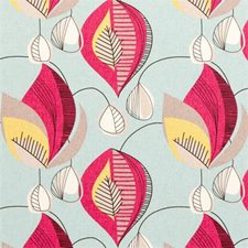 Summer Drapery and Upholstery Fabric by Clarke & Clarke