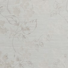 Natural Floral Vine Drapery and Upholstery Fabric by Clarke & Clarke