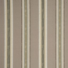 Cinder Stripe Drapery and Upholstery Fabric by Clarke & Clarke