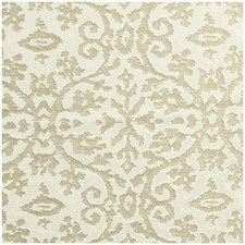 Ivory Abstract Drapery and Upholstery Fabric by Clarke & Clarke