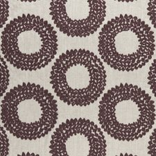 Plum Weave Drapery and Upholstery Fabric by Clarke & Clarke