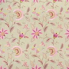 Raspberry Weave Drapery and Upholstery Fabric by Clarke & Clarke