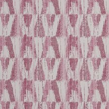 Raspberry Weave Drapery and Upholstery Fabric by Clarke & Clarke