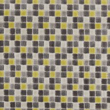 Chartreuse Weave Drapery and Upholstery Fabric by Clarke & Clarke