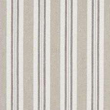 Natural Stripes Drapery and Upholstery Fabric by Clarke & Clarke