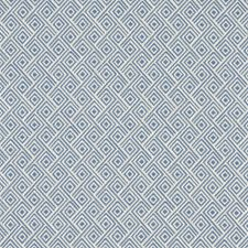 Denim Diamond Drapery and Upholstery Fabric by Clarke & Clarke