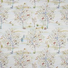 Summer/Linen Drapery and Upholstery Fabric by Clarke & Clarke