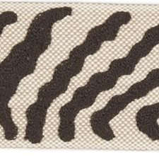 Tapes Woodsmoke Trim by Mulberry Home