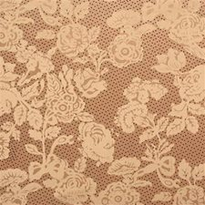 Nutmeg Velvet Drapery and Upholstery Fabric by Mulberry Home