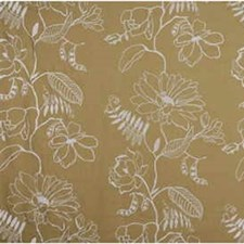 Gold Velvet Drapery and Upholstery Fabric by Mulberry Home