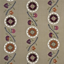 Linen/Multi Weave Drapery and Upholstery Fabric by Mulberry Home