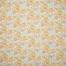 Papaya Damask Drapery and Upholstery Fabric by Pindler