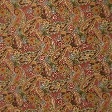 Multi Paisley Drapery and Upholstery Fabric by Kravet