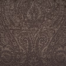 Brown/Bronze/Taupe Paisley Drapery and Upholstery Fabric by Kravet