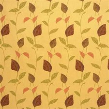Wine Botanical Drapery and Upholstery Fabric by Lee Jofa