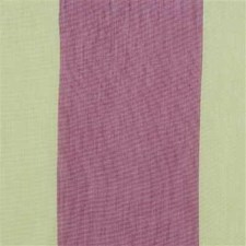 Pink/Green Stripes Drapery and Upholstery Fabric by Groundworks